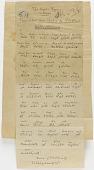 view MS 518 The Lord's Prayer in Kiowa digital asset: The Lord's Prayer in Kiowa