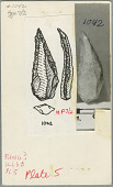 view Shanidar Lithic Artifacts Cards digital asset: Shanidar Lithic Artifacts Cards