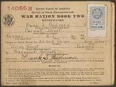 view War Ration Book Two digital asset: War Ration Book Two