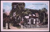 view St. Augustine -- Villa Zorayda digital asset: St. Augustine -- Villa Zorayda