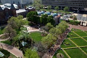 view Smithsonian Gardens Image Library digital asset: Enid A. Haupt Garden 1974-ongoing