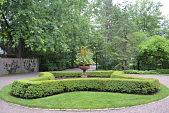 view Winnetka -- Garden of Many Circles digital asset: Winnetka -- Garden of Many Circles