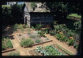 view New Harmony -- David Lenz House Garden digital asset: New Harmony -- David Lenz House Garden