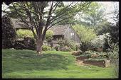 view Radnor -- Edward and Louise Carter Garden digital asset: Radnor -- Edward and Louise Carter Garden