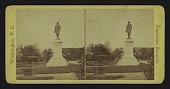 view Statue of Gen. Rawlins digital asset: Statue of Gen. Rawlins