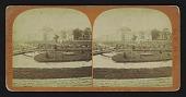view Lake, Park, Chapel, &c., U.S.N. Academy digital asset: Lake, Park, Chapel, &c., U.S.N. Academy
