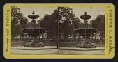 view Brewer Fountain, Boston Common digital asset: Brewer Fountain, Boston Common