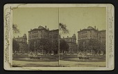 view Court House and Fountain, Cleveland, O. digital asset: Court House and Fountain, Cleveland, O.