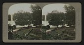 view Garden and Lake, Soldier's Home, Dayton, Ohio digital asset: Garden and Lake, Soldier's Home, Dayton, Ohio
