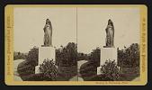 view Scenery in Fairmount Park, Philadelphia [Night sculpture] digital asset: Scenery in Fairmount Park, Philadelphia