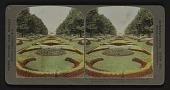 view Sunken Gardens and Horticultural Hall, Fairmount Park, Philadelphia, Pa. digital asset: Sunken Gardens and Horticultural Hall, Fairmount Park, Philadelphia, Pa.