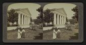 view General Robert E. Lee's Old Home, Arlington, Va. digital asset: General Robert E. Lee's Old Home, Arlington, Va.
