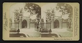 view Washington's Tomb, Mount Vernon, Va. digital asset: Washington's Tomb, Mount Vernon, Va.