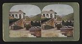 view View Across Terraces, Campa Santo, Genoa, Italy digital asset: View Across Terraces, Campa Santo, Genoa, Italy