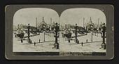 view Place de la Concorde, Exposition Entrance, Paris, 1900 digital asset: Place de la Concorde, Exposition Entrance, Paris, 1900