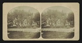 view Home, Lake Village, N.H. digital asset: [house with white picket fence]