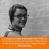 view Women in Science Wednesday: Dorita Anne Norton digital asset number 1