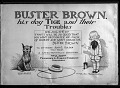 view Buster Brown, his dog Tige and their troubles / R.F. Outcault digital asset number 1