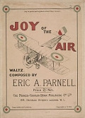 view Joy of the air : waltz / composed by Eric A. Parnell digital asset number 1
