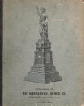 view White bronze monuments, statuary, portrait medallions, busts, statues, and ornamental art work : for cemeteries, public and private grounds and buildings / manufactured by the Monumental Bronze Co. of Bridgeport, Conn digital asset number 1