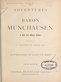 view The adventures of Baron Munchausen / with an introduction by T. Teignmouth Shore ; illustrated by Gusatve Doré digital asset number 1