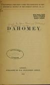 view Dahomey digital asset number 1