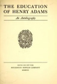 view The education of Henry Adams; an autobiography digital asset number 1
