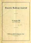 view Electric railway journal digital asset number 1