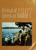 view Festival of American Folklife 1997 : on the National Mall Washington, D.C. June 25-29 & July 2-6 / Smithsonian Institution digital asset number 1