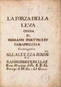 view La forza della leva opera di Romano Fortunato Carapecchia digital asset number 1