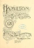 view Hamilton : the Birmingham of Canada digital asset number 1