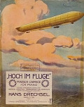 view Hoch im Fluge : Marsch-Caprice für Piano digital asset number 1