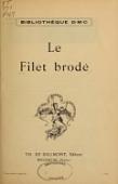 view Le Filet brodé / Th. de Dillmont, éditeur digital asset number 1