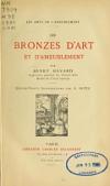 view Les bronzes d'art et d'ameublement ; quatrevingts illustrations par A. Hotin digital asset number 1