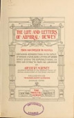 view The life and letters of Admiral Dewey from Montpelier to Manila, containing reproductions in fac-simile of hitherto unpublished letters of George Dewey during the Admiral's naval career and extracts from his log-book, by Adelbert M. Dewey, assisted by members of the immediate family ... Embellished with over two hundred and fifty illustrations digital asset number 1