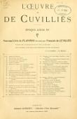 view L'Œuvre de De Cuvilliès : époque Louis XV : nouveau livre de plafonds / inventé François de Cuvilliès digital asset number 1