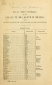 view [Miscellaneous papers relating to American Indian languages] digital asset number 1