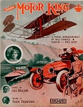 view Motor king : song / words by Jack Drislane ; music by Henry Frantzen digital asset number 1