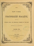 view The New York coach-maker's magazine digital asset number 1