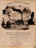view Steam! Steam!! Steam!!! / written by H.V. Smith, author of the Steam arm digital asset number 1