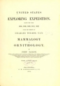 view United States Exploring Expedition. During the year 1838, 1839, 1840, 1841, 1842. Under the command of Charles Wilkes, U.S.N.. digital asset number 1