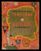 view Caramelo Deportivo: A card collection that blurred baseball's color line digital asset number 1