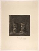 view Ale Cans (from portfolio, 1st Etchings, 2nd State) digital asset number 1