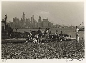 view Untitled, from the portfolio Photographs of New York digital asset number 1