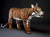 view Tiger digital asset number 1