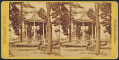 view [Fairmount Park, Philadelphia: Music Stand] digital asset number 1