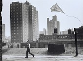 view Kite Flying on Rooftop digital asset number 1