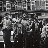 view Group of Young Men on 111th Street digital asset number 1
