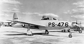 view Republic XP-84 Thunderjet Forward Fuselage digital asset number 1