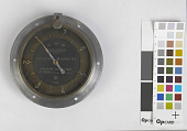 view Altimeter, French, Military, Jules Richard, SPAD XVI (Mitchell) digital asset number 1